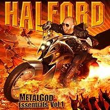 Metal God Essentials Volume 1 with Bonus DVD by Rob Halford