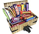 Christmas gift ideas for mums- chocolate hamper