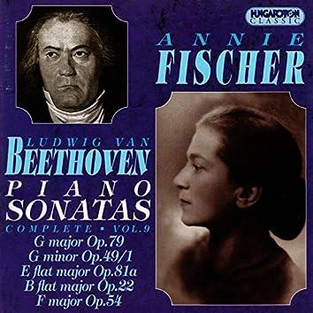 Beethoven: Complete Piano Sonatas, Vol. 9: Nos. 11, 19, 22, 25, and 26