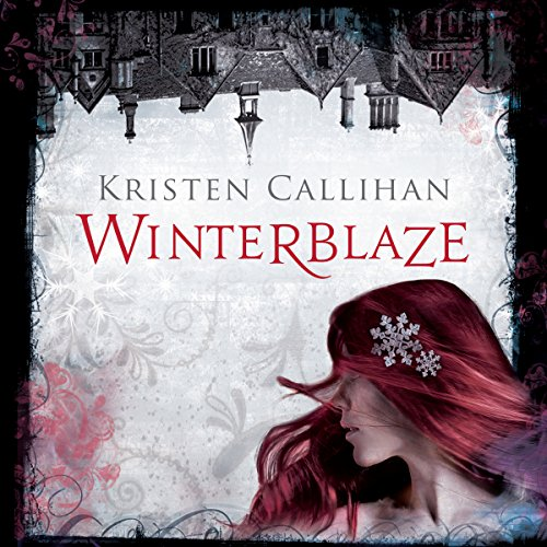 Winterblaze audiobook cover art