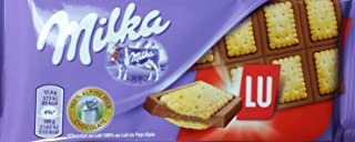 Milka with Lu Biscuit (10 PACK)