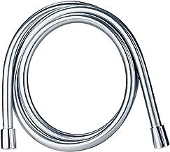JIAN 1,5 m / 2m PVC Hogedrukslang zilver PVC Gladde doucheslang geschikt voor badkamer Handheld douchepijp flexibele douch...