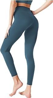 LIBILIS Leggings Mujer Mallas Pantalones Deportivos Push up Mallas para Running Training Fitness Estiramiento Yoga