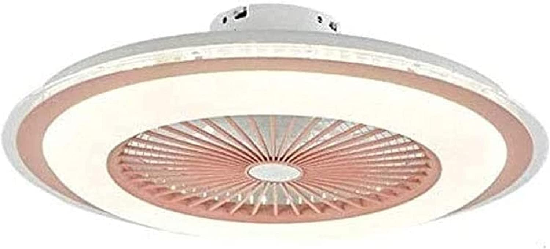 Fashion table lamp Ventilador de techo con ventilador de luz DIRIGIÓ Luz colgante de hierro Lámpara de ventilador silenciosa invisible regulable con control remoto Ajustable Moderno Moderno Ventilador