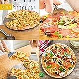 Immagine 1 gifort pala per pizza set