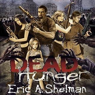 Dead Hunger audiobook cover art