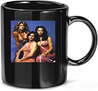 Tyerukoky Store #Charlies #Angels Farrah #Fawcett #Charlies #Angels Funny Coffee Mug for Women and Men Tea Cups