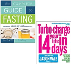 The Complete Guide to Fasting, Turbo-Charge Your Life in 14 Days 2 Books Collection Set