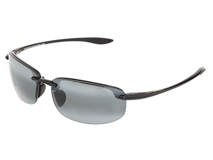 Ho'okipa Readers 1.5 Gloss Black/Neutral Grey Lens/1.5 Lens