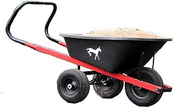 Wheel2Cart Wheelbarrow Conversion Kit - Wheelbarrow NOT included!