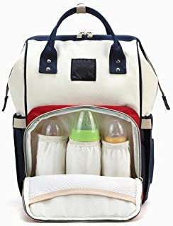 Maternity Backpack Waterproof Baby Diaper Bag