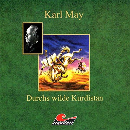 Durchs wilde Kurdistan audiobook cover art