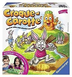 jeu Croque Carotte avis enfants et maman