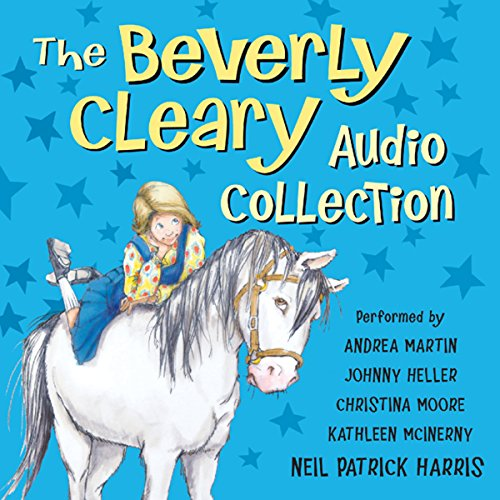 The Beverly Cleary Audio Collection audiobook cover art