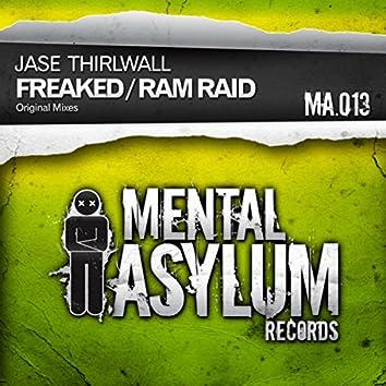 Freaked / Ram Raid EP