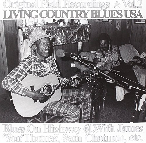 Living Country Blues Vol.2 [Vinyl LP]