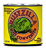 Rustzilla Rust Converter and Rust Remover, Professional Strength...