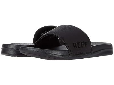 Reef One Slide (Black) Women