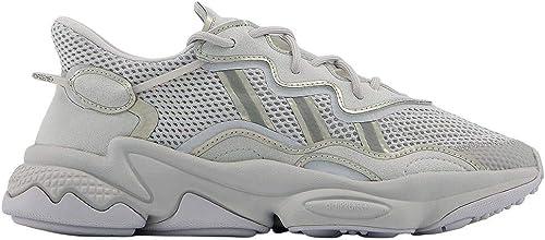 adidas Ozweego Chaussures Baskets Homme en Tissu Gris FV9656