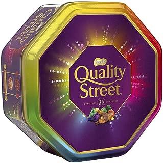 Quality Street Christmas Chocolates Tin 1kg