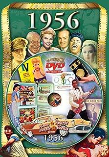 Flickback 1956 Flickback DVD Greeting Card: Great Birthday or Anniversary