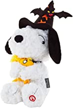 HMK Peanuts Shiver & Shake Snoopy Musical Stuffed Animal with Motion