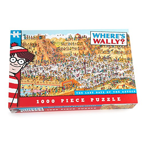 Wally Aztecs Puzzle