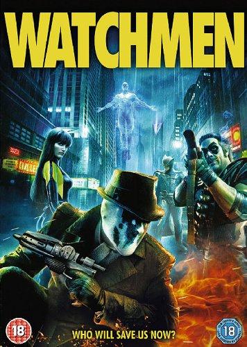 Watchmen [Edizione: Regno Unito] [Reino Unido] [DVD]