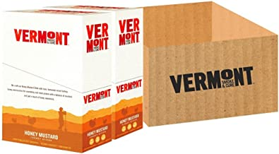 product image for Vermont Smoke & Cure Meat Sticks, Turkey, Antibiotic Free, Gluten Free, Honey Mustard, 1oz Stick, 48 Count