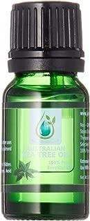 Jade Bloom 100% Pure Tea Tree Australian Essential Oil - 10ml (Therapeutic Grade)