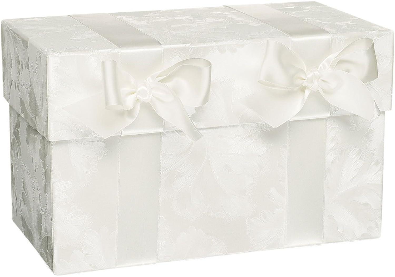 Rössler Papier - - Eleganza-Festliche Box m. Schleife, 170x320x200 mm - Liefermenge  1 Stück B07CX7P5R5    Meistverkaufte weltweit