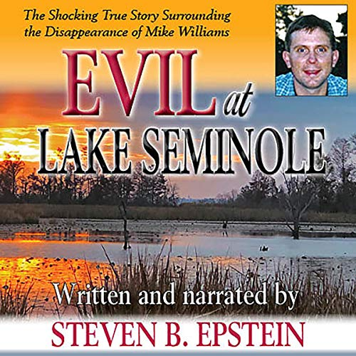 Page de couverture de Evil at Lake Seminole