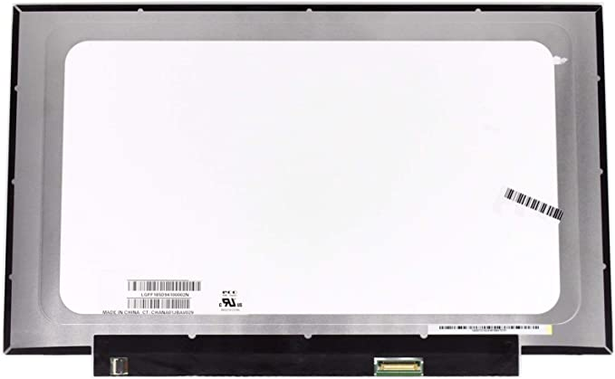 """Wikiparts* New 14.0"""" LED LCD Screen Replacement For LM140LF2L Laptop IPS FHD Display Panel Without Screw Brackets"""