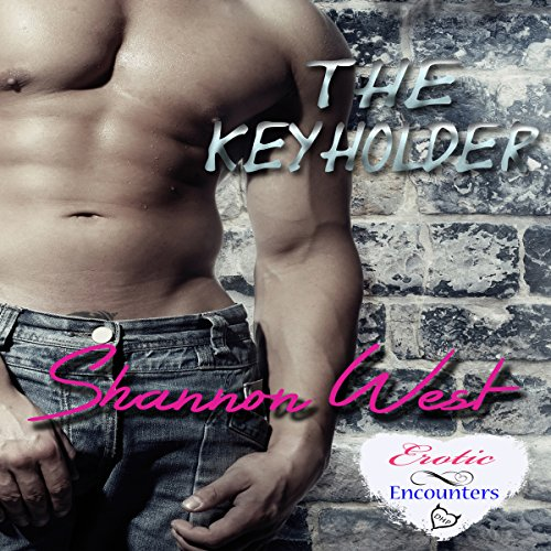 The Keyholder audiobook cover art