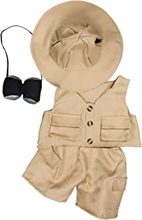 Safari Outfit Teddy Bear Clothes Outfit Fits Most 14