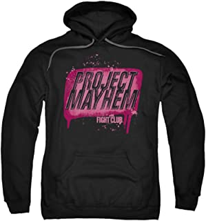2Bhip Fight Club 1999 Dramatic Action Movie Project Mayhem Soap Adult Pull-Over Hoodie