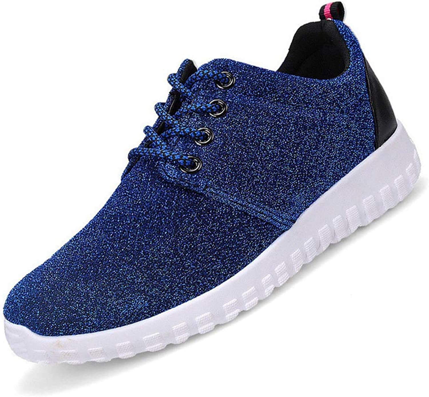 Zarbrina Wedges Sneakers for Women Running shoes Aautumn Solid Lightweight Athletic Sports Fitness Mesh Footwear