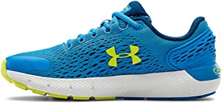 Under Armour Unisex Kids' Grade School Charged Rogue 2 Jogging, Performance Gym Shoes