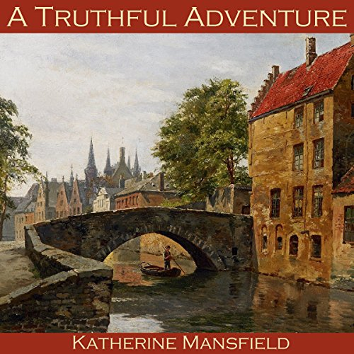 A Truthful Adventure audiobook cover art
