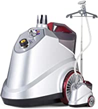 35S Fast Steam Iron, 3.8L Water Tank 2000W High Power Hand Steamer For Clothes, High Temperature Protection Design, Used In Clothing Stores (Color : Silver)