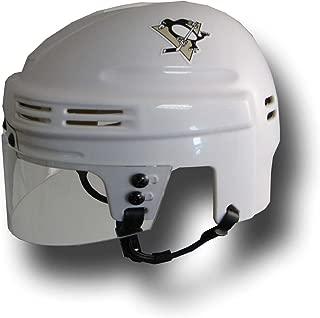 SportStar NHL Pittsburgh Penguins Replica Mini Hockey Helmet