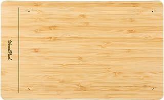 プリンストン 10.4インチエントリーペンタブレット WoodPad 筆圧レベル4096 傾き検知 バッテリーレスペン PTB-WPD10