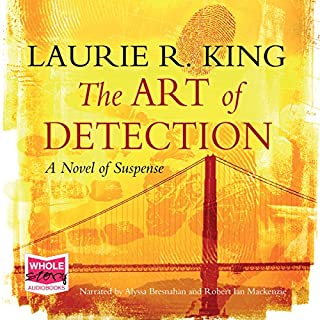 The Art of Detection cover art