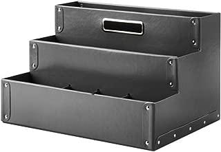 IKEA Fjalla Desk Organizer Dark Gray Size 13 ¾x8 ¼ 503.744.45