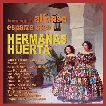 Homenaje A Alfonso Esparza