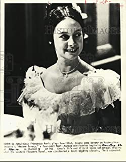 Historic Images - 1978 Press Photo Francesca Annis in Madame Bovary