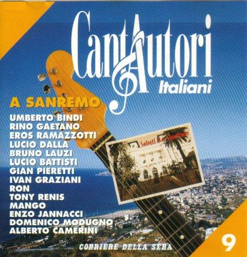 Cantautori Italiani 9 - A Sanremo