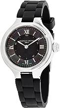 Frederique Constant Horological Smartwatch Quartz Movement Black Dial Ladies Watch FC-281GH3ER6