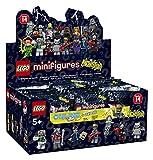 LEGO Minifigures Bustina Personaggi Serie 14 Mostri (Vendita 60Pz) 71010