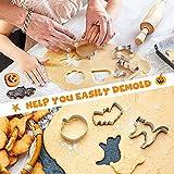 Zoom IMG-2 diko 9 pezzi formine biscotti